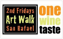 new WINE TASTING feature added to 2nd Fridays Art Walk