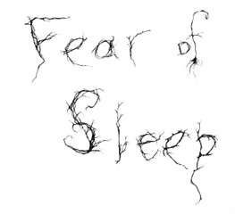 Fear of Sleep Art Installation by Meg Regelous