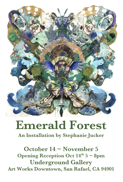 Stephanie Jucker Emerald Forest
